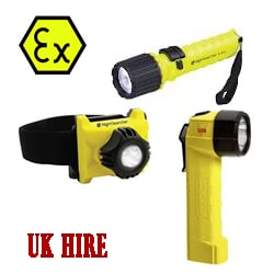 atex torch hire