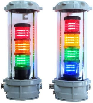 Atex Traffic Lights / Signal Towers