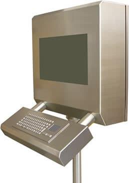Atex Computer Enclosure
