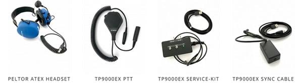 tp9000ex accessories
