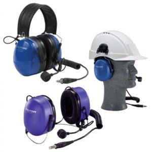 Peltor Atex Headsets