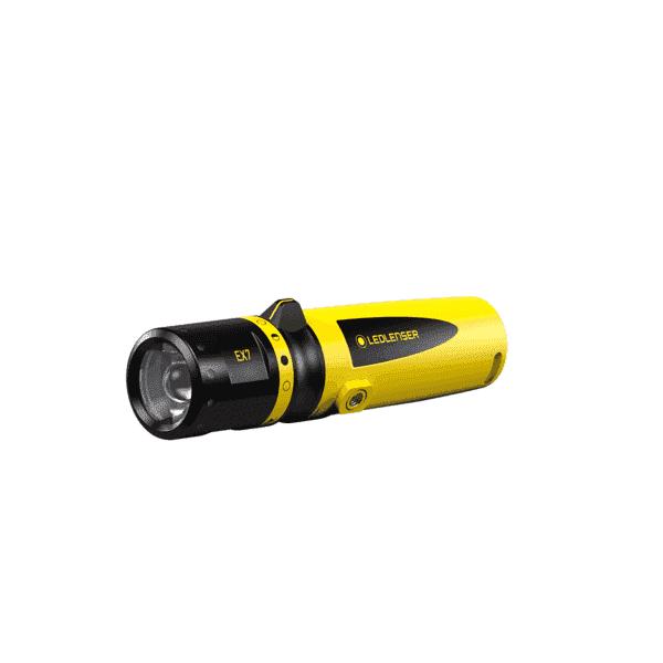 Ledlenser® EX7 ATEX Torch Zone 0/20