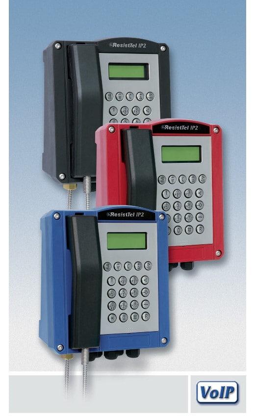 ExResistTel IP2 - FHF11286180 - VOIP IP Rated Telephone