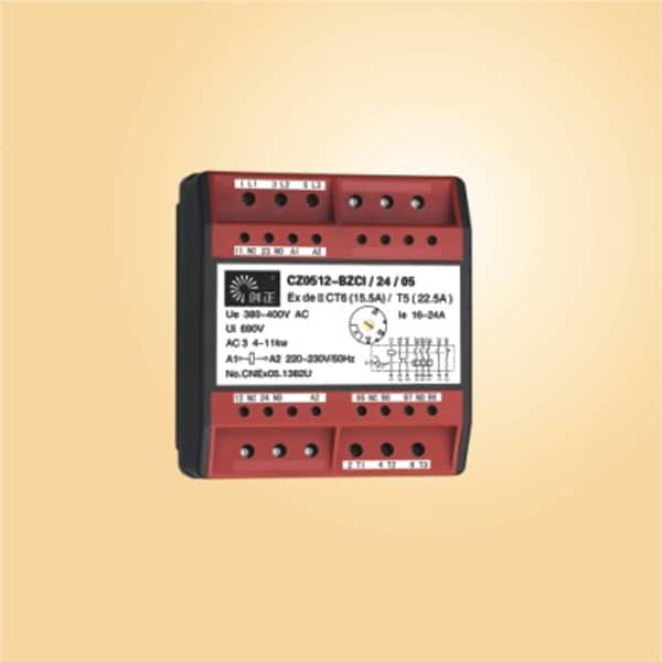 CZ0512 Explosion-proof magnetic module(AC contactor+thermorelay)