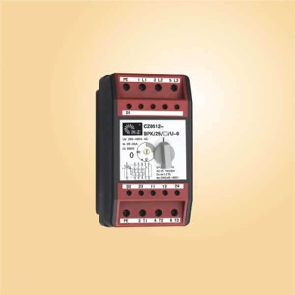 CZ0512 Explosion-proof motor protection switches module