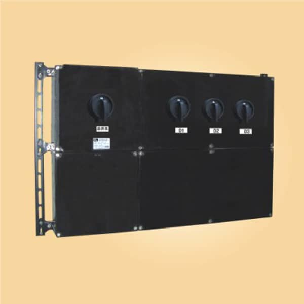 CZ0594 Full plastic Explosion-proof power overhaul distribution boxes