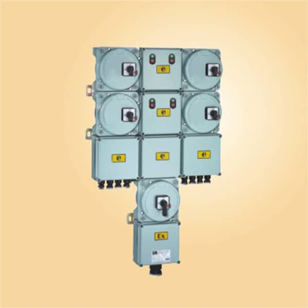 CE93 Explosion-proof power distribution boxes(electromagnetic starting)