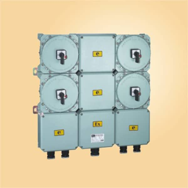 CE94 Explosion-proof power overhaul distribution boxes