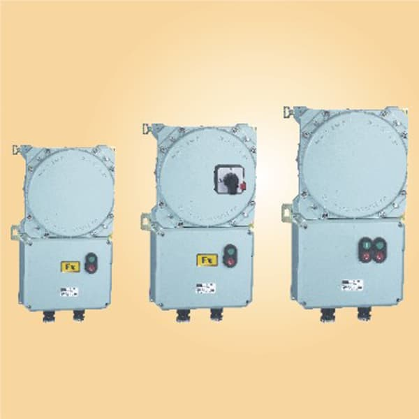CE81 Explosion-proof electromagnetic starters
