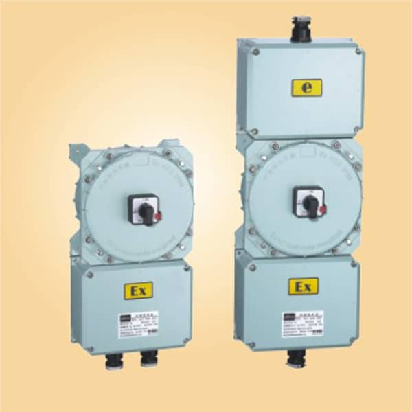 CE31 Explosion-proof circuit breakers(leakage protection)
