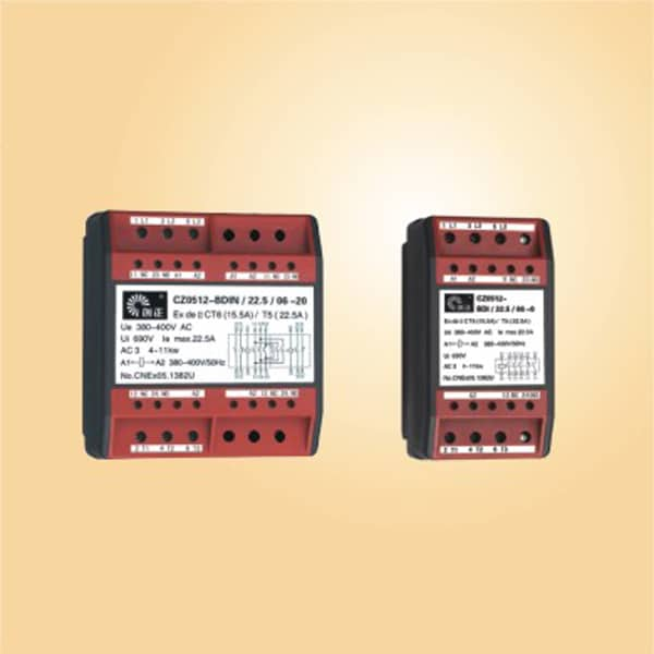 CZ0512 Explosion-proof AC contactor module