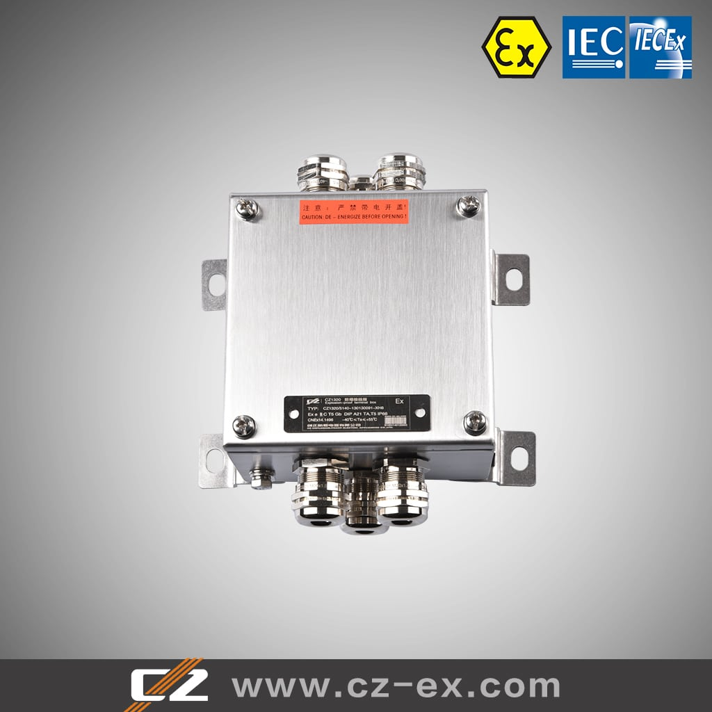 E20 Explosion-proof Terminal Boxes