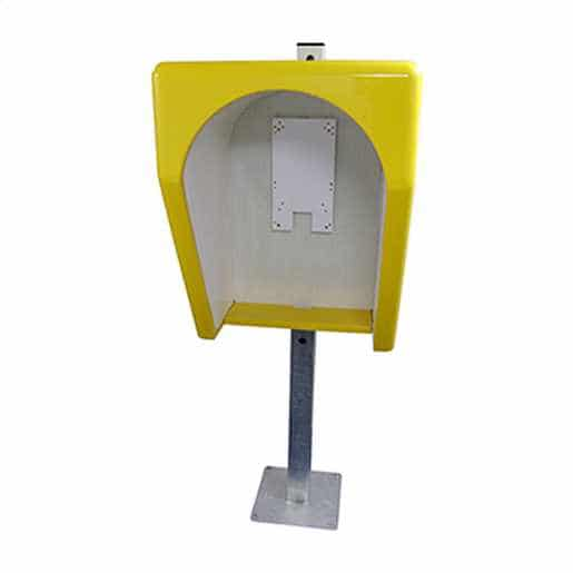 Industrial Acoustic Hood - 23dB Hood (Wall-Mount)