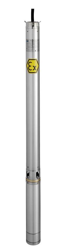 THETA EX CROMA Atex Pump